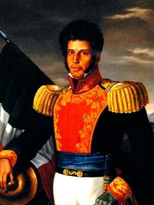 Vicente Ramón Guerrero Saldaña