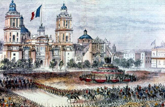Segunda intervención francesa en México (1862 - 1867)