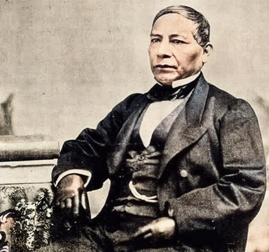 Benito Juárez, Presidente Constitucional de la República Mexicana (1861)