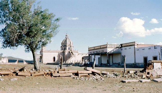 Hacienda de Bustillos, Estado de Chihuahua, México