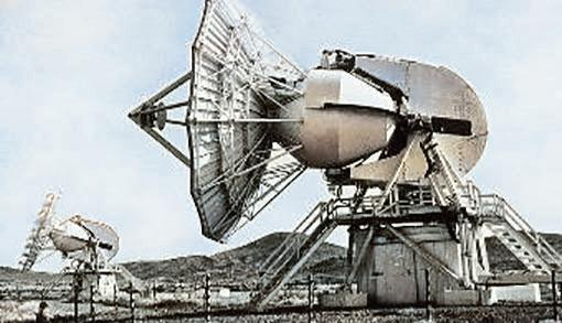 Sistema de Satélites Morelos, México (1985)