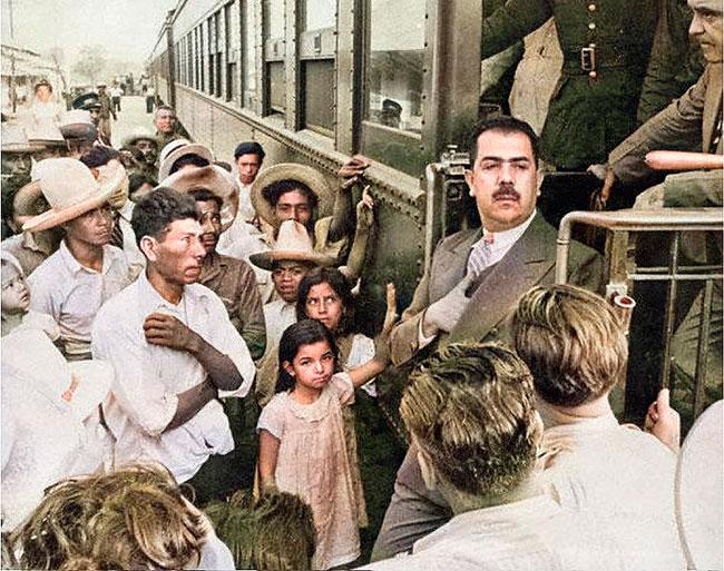 Lázaro Cárdenas, Nacionalización los Ferrocarriles Nacionales de México