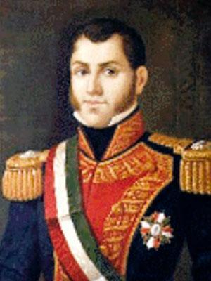 Gral. José Ventura Melchor Ciriaco de Eca y Múzquiz de Arrieta