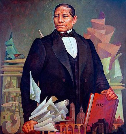 Benito Juárez, presidente reformador, México