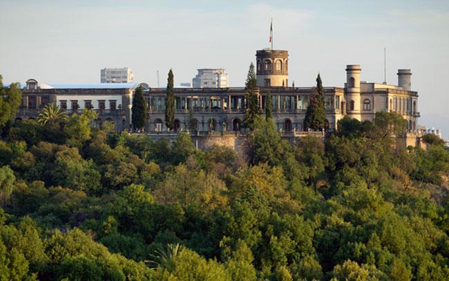 Museo Nacional de Historia - Castillo de Chapultepec
