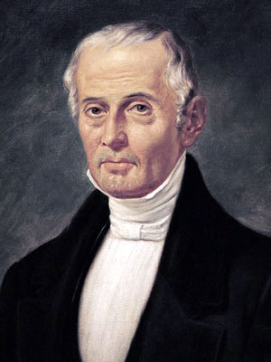 José María Valentín Gómez Farías