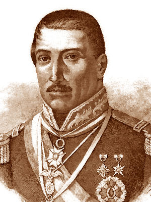 José Valentín Raimundo Canalizo Bocadillo (Presidente de México)