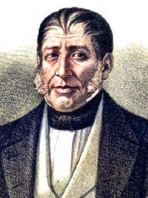 José Joaquín Antonio Florencio de Herrera y Ricardos (Presidente de México)