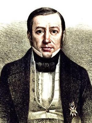 José Mariano Epifanio Paredes y Arrillaga (Presidente de México)