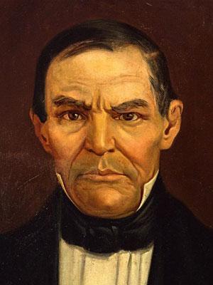 Pedro María Bernardino Anaya Álvarez (19 vo. Presidente de México)