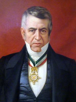 Manuel José María de la Peña y Peña (20 vo. Presidente de México)