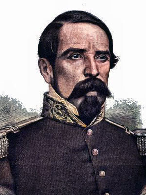 Manuel Apolinario José María Ignacio Antonio Lombardini de la Torre (22 Presidente de México)