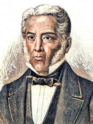 Juan Nepomuceno Álvarez Hurtado (25 vo. Presidente de México)