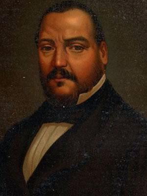 José Ignacio Gregorio Comonfort de los Ríos (26 vo. Presidente de México)