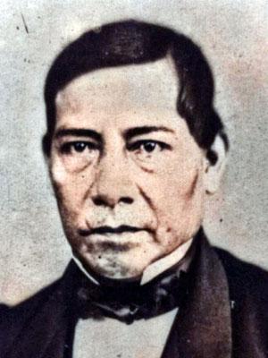 Benito Pablo Juárez García (27 vo. Presidente de México)