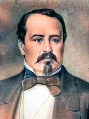 José Manuel Susano de la Luz Robles Pezuela (29 vo. Presidente de México)