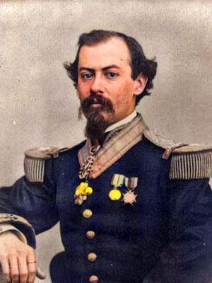 Miguel Gregorio de la Luz Atenógenes Miramón y Tarelo (30 vo. Presidente de México)
