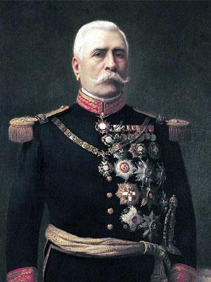 José de la Cruz Porfirio Díaz Mori (35 vo. Presidente de México)