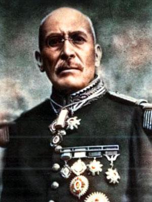 José Victoriano Huerta Márquez (40 vo. Presidente de México)