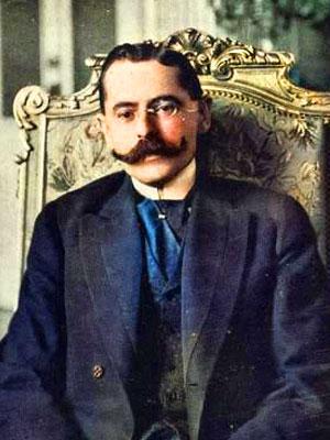 Francisco Sebastián Carvajal y Gual (41 vo. Presidente de México)