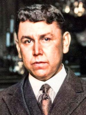 Felipe Adolfo de la Huerta Marcor (43 vo. Presidente de México)