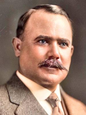 Álvaro Obregón Salido (44 vo. Presidente de México)