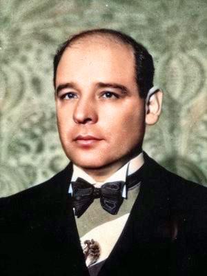 Abelardo Rodríguez Luján (48 vo. Presidente de México)