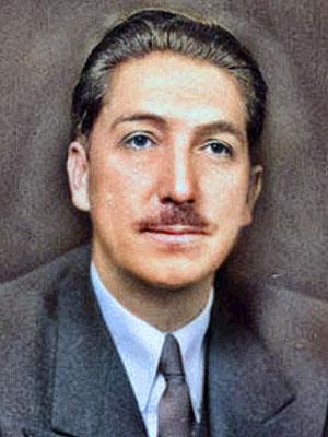 Miguel Alemán Valdés (51 vo. Presidente de México)