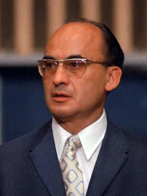 Luís Echeverría Álvarez (55 vo. Presidente de México)