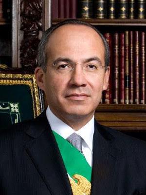 Felipe de Jesús Calderón Hinojosa (61 vo. Presidente de México)