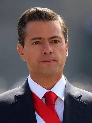 Enrique Peña Nieto (62 vo. Presidente de México)